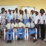 some members with award receipients